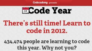 Code Year - 2012